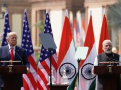 Trump Modi Joint Press Meet Delhi