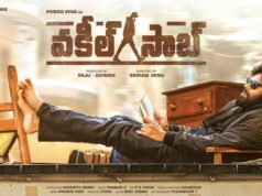 Pawan Kalyan Vakeel Sab first look
